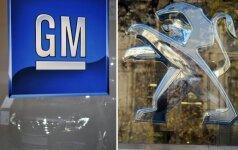 General Motors ir Peugeot