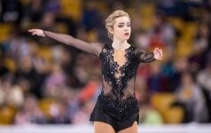 Nicoje – Lietuvos atstovių asmeniniai sezono rekordai
