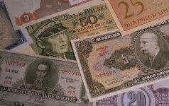 """""""Deutsche Bank įvardino """"pigiausią valiutą pasaulyje"""