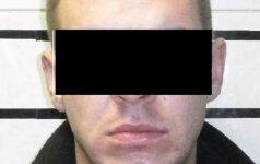 Klaipėdos policija pričiupo įtariamą sukčių