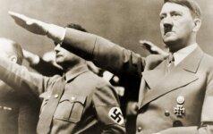 Australijoje A. Hitlerio kostiumą vilkintis moksleivis pasirodė renginyje, kuriame dalyvavo žydų vaikai