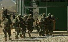 Afganistanas stiprina savo specialiąsias pajėgas – joms keliamas ypatingas tikslas