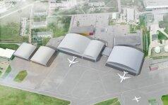 Vilniaus oro uoste - naujas investicinis projektas