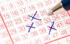 Loterijos numerologija: kaip laimėti milijoną?