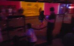 Per šaudynes Meksikos naktiniame klube žuvo 5 žmonės