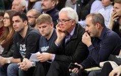 """""""Žalgirio"""" ir """"Barcelona"""" rungtynėse – būrys NBA klubų skautų ir vadovų"""