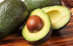 Kaip sunokinti avokadą per 10-15 minučių?