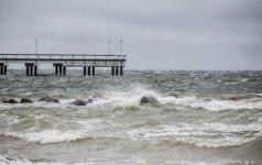 Orai: prasidės rudeninis lietaus ir vėjo šėlsmas