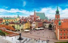 Lenkijoje atleistas finansų ministras