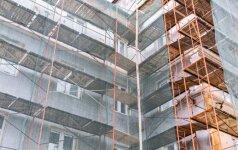 Daugiabučių renovacija: koks fasadas tinkamiausias?