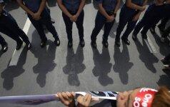 Filipinuose per susirėmimą su kovos su narkotikais policija žuvo meras ir dar 9 žmonės