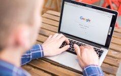 """Istorinis sprendimas: nurodė """"Google"""" iš interneto pašalinti tinklalapį"""