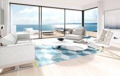 Svajonių namai: 340 kv.m būstas su didžiule terasa