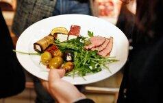 Lėto maisto filosofija ateina ir į Lietuvą: moko, kaip teisingai valgyti