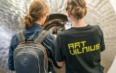 ArtVilnius savanoriai