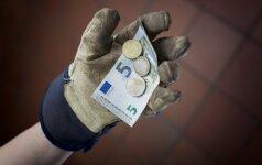 Vokiečiai suglumę: centrinis bankas nori dar padidinti pensinį amžių