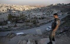 Izraelis atskleidė planus statyti 600 namų Rytų Jeruzalėje