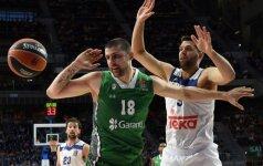 """Komandinį krepšinį pademonstravusi """"Real"""" ekipa žengė į Eurolygos finalo ketvertą"""