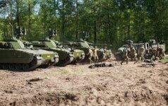 ES gynyba bus plėtojama glaudžiai bendradarbiaujant su NATO ir JAV