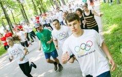 Olimpinė diena (M. Gudzinevičiaus nuotr.)