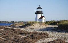 Romantiškiausios salos: Nantucket sala