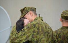 Į Ukrainą išvyko grupė KASP karinių instruktorių