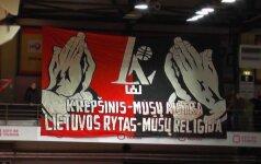 """Ištikimiausi sirgaliai kylą į kovą dėl pavadinimo: """"Lietuvos rytas"""" – tai ne laikraštis ir ne G. Vainauskas"""