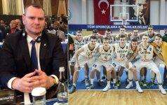 Lietuvos krepšinio sistemą nuo pamatų tvarkanti federacija rengiasi naujiems žingsniams