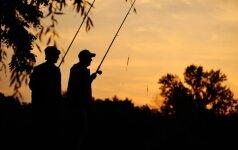 Metas ruošti meškeres: Valstybės dieną visi galės žvejoti nemokamai
