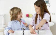 """""""Pypliukas"""": kaip pratinti vaikus prižiūrėti dantukus?"""