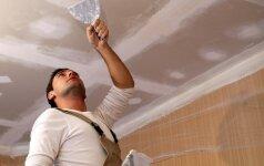 Naujos taisyklės remontuojantiems būstą: triukšmui jautrūs neapsidžiaugs