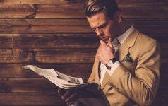 Vyro kvapas: malonus ir be kvepalų