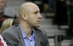 """Ž.Ilgauskas tapo """"Cavaliers"""" klubo vyriausiojo vadybininko asistentu"""