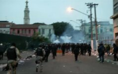 """Brazilijoje per operaciją """"Kreko šalyje"""" suimti 34 asmenys"""