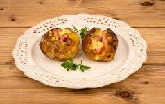 Išbandę šį receptą, bulvių daugiau nenorėsite valgyti kitaip