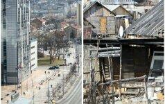 """Filmas """"Ekologija visiems"""" - apie tai, kaip pamažu naikiname planetą pastatais"""