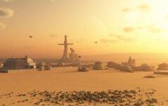 Žmonių kolonija Marse