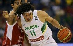 Lietuvos rinktinės varžovams – itin prasta žinia dėl NBA žvaigždės