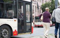 Vilniaus viešasis transportas įkūrė skambučių centrą