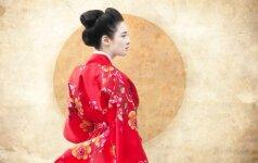 Geišų grožio paslaptis – japoniška mankšta makko-ho