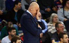 R. Kurtinaitis: mūsų komandoje trūksta charakterių ir tikslų