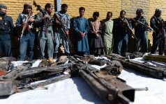 Afganistano Talibanas skelbia pavasarinio puolimo pradžią