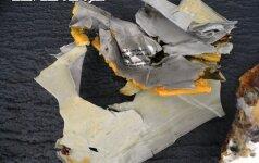 """""""EgyptAir"""" katastrofos aukų liekanos pagrindė vieną iš versijų"""