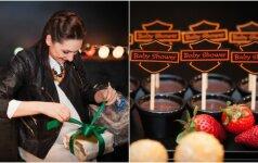 Kūdikio sutiktuvių vakarėlis tampa tradicine šeimos švente ir Lietuvoje