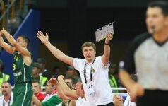 D. Kairio treniruojamos ekipos pergalė Lenkijos pirmenybių ketvirtfinalyje