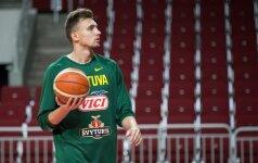 Lietuviai Turkijoje ir Latvijoje žaidė rezultatyviai