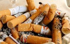 Netrukus visoje ES cigarečių pakeliai gerokai pasikeis