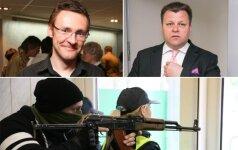 Įžūli Kremliaus provokacija Lietuvoje: įsivėlė ir žurnalistas, ir Seimo narys