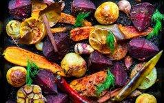 Ypač lengvai pagaminami ir gardūs bulvių receptai iš šviežio derliaus