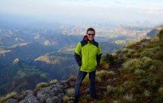 Keliautojas R. Šalna: per pastaruosius dešimtmečius geografijos turinys pasikeitė